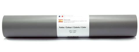 Vinylfolie matt grau - 30,5 cm x 3 m im Makerist Materialshop