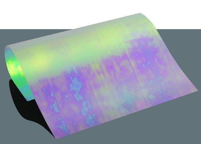 Flexfolie Holo-Rainbow - DIN A4 im Makerist Materialshop - Bild 1
