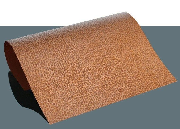 Flexfolie Lederoptik braun - DIN A4 im Makerist Materialshop - Bild 1