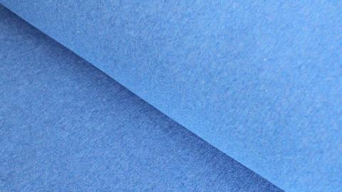 Jacquard-Jersey uni recycelt: jeans - 155 cm im Makerist Materialshop