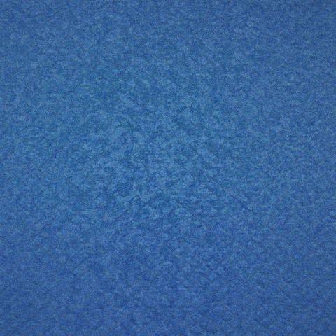 Steppstoff blau meliert von Hanabi im Makerist Materialshop