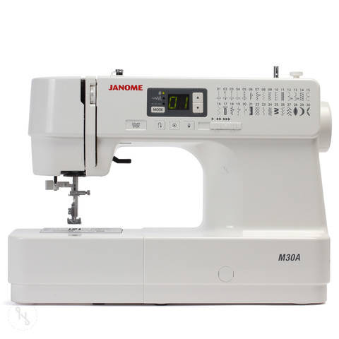 JANOME M30A im Makerist Materialshop