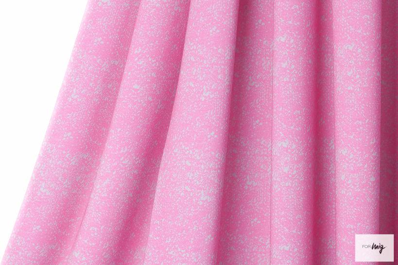 Lillestoff Modalsweat rosa: Imprint - 160 cm im Makerist Materialshop - Bild 1
