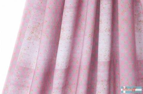 Lillestoff Bio-Jersey rosa: Shabby Rose - 160 cm im Makerist Materialshop