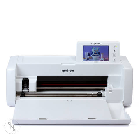 BROTHER Schneideplotter ScanNCut SDX1500 im Makerist Materialshop