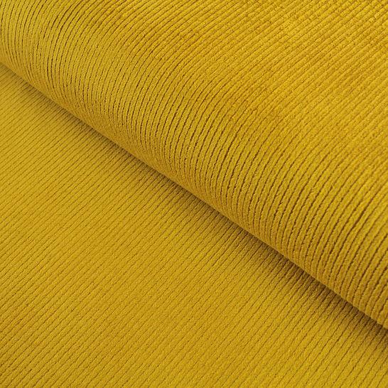 Genuacord elastisch und vorgewaschen ocker - 141 cm im Makerist Materialshop - Bild 1