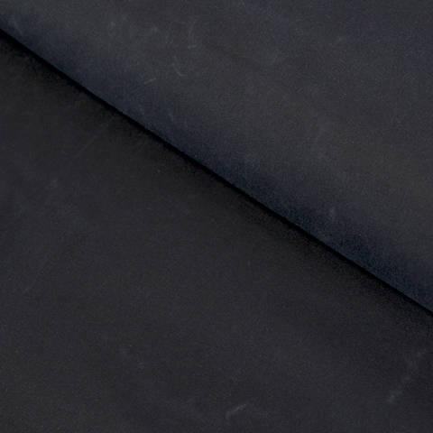 Gewachste Baumwolle navy: Oilskin - 145 cm im Makerist Materialshop