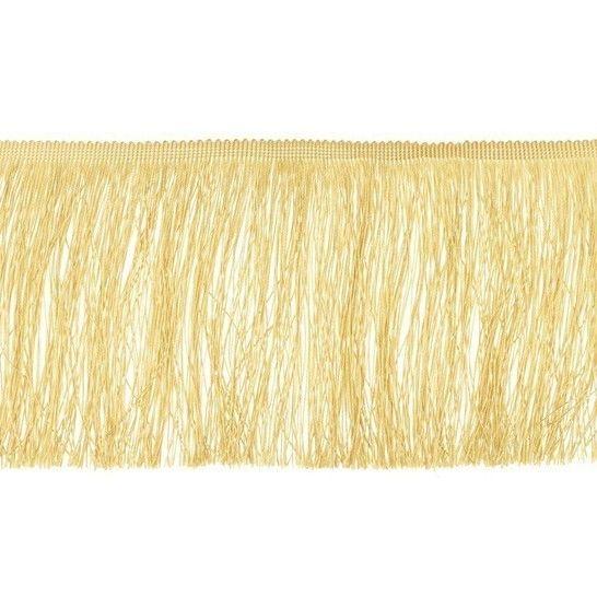 Fransen gold - 15 cm im Makerist Materialshop - Bild 1
