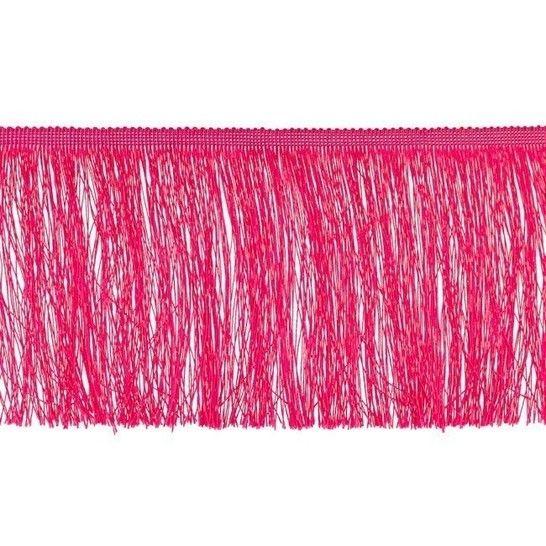 Fransen pink - 15 cm im Makerist Materialshop - Bild 1