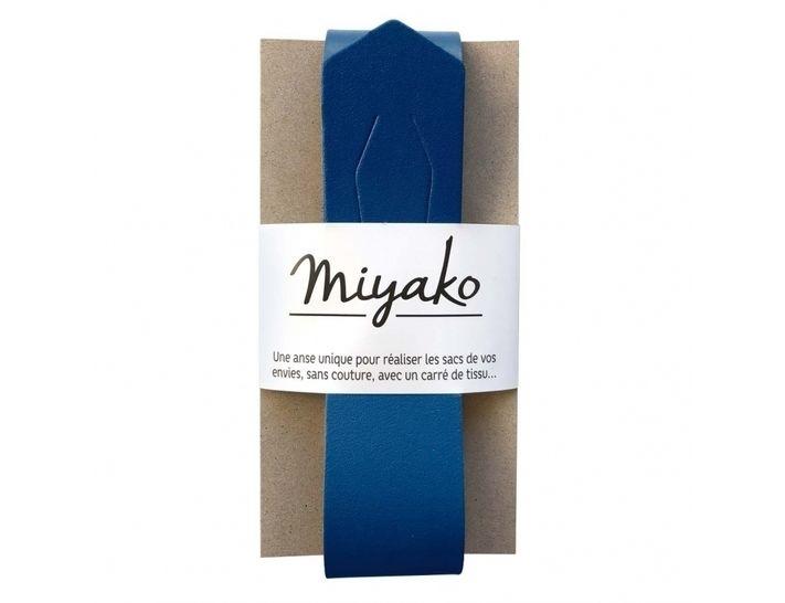 Miyako Taschengriff: Blau im Makerist Materialshop - Bild 1