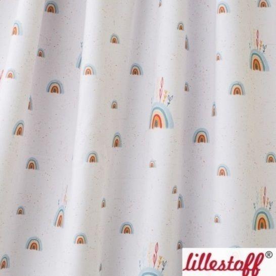 Lillestoff Bio-Summersweat: Im Regenbogenland - 150 cm  im Makerist Materialshop - Bild 1