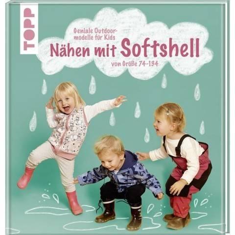 Nähen mit Softshell - Buch im Makerist Materialshop
