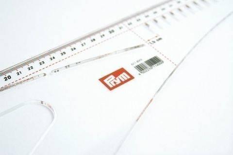 Schneiderwinkel Schneiderlineal 60 cm x 24 cm Prym im Makerist Materialshop