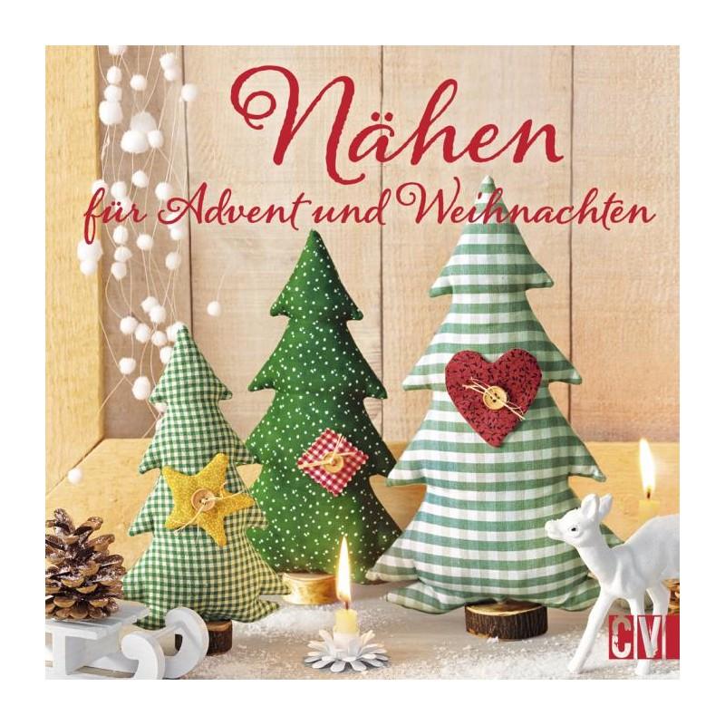 Bekannt Nähen für Advent und Weihnachten - Buch CX89