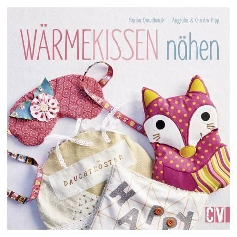 Wärmekissen nähen - Buch im Makerist Materialshop