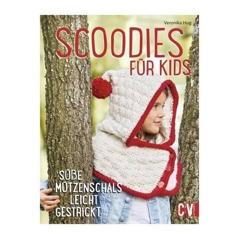 Scoodies für Kids - Süße Mützenschals leicht gestrickt - Buch im Makerist Materialshop