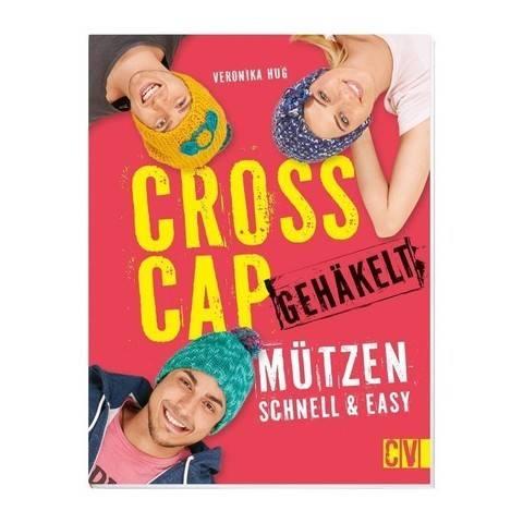 Cross Cap gehäkelt - Buch im Makerist Materialshop