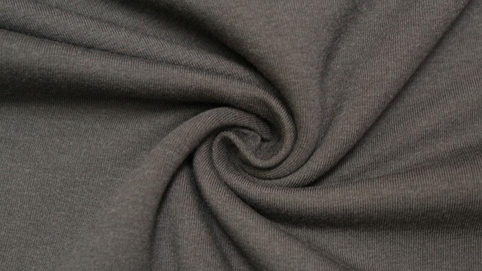 Bündchenstoff schwarz: Heike - 100 cm im Makerist Materialshop - Bild 2
