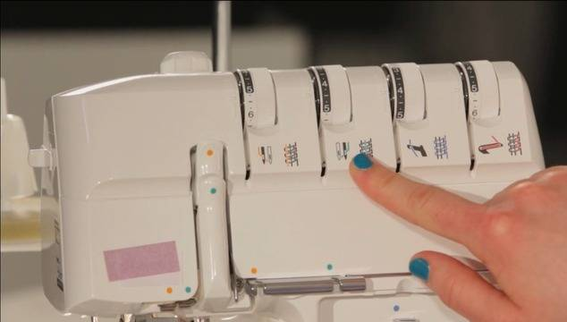 Basic Course - Master Your Serger: Easy steps to serger success!