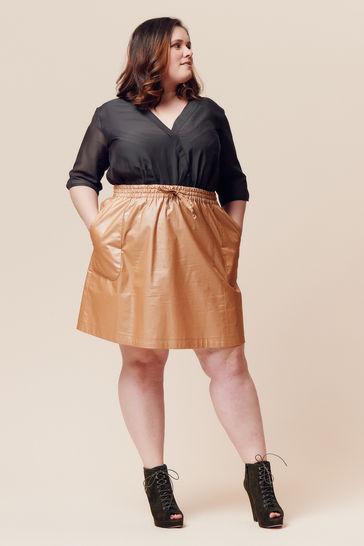 Patron pochette blouse femme Hoya par Deer&Doe dans la mercerie Makerist - Image 3