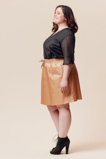 Patron pochette blouse femme Hoya par Deer&Doe dans la mercerie Makerist - Image 7