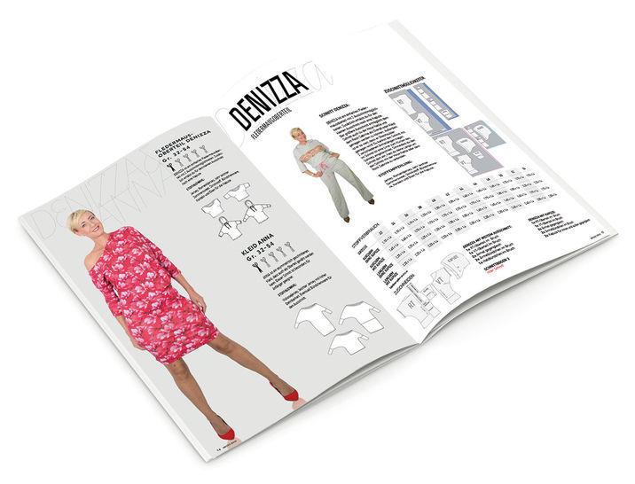 Schnittgeflüster Magazin: Dressed 9/18 im Makerist Materialshop - Bild 2