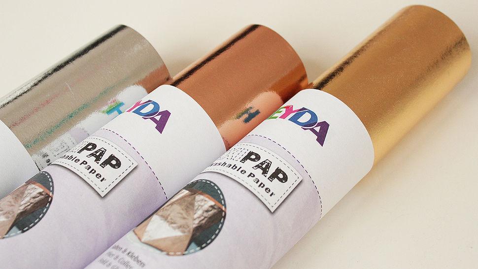 Waschbares Papier: TEXIPAP - 48 x 110 cm im Makerist Materialshop - Bild 4