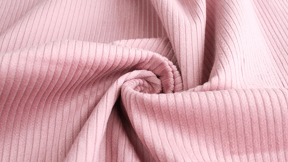Cordstoff rosa - 147 cm im Makerist Materialshop - Bild 4