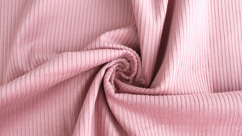 Cordstoff rosa - 147 cm im Makerist Materialshop - Bild 3