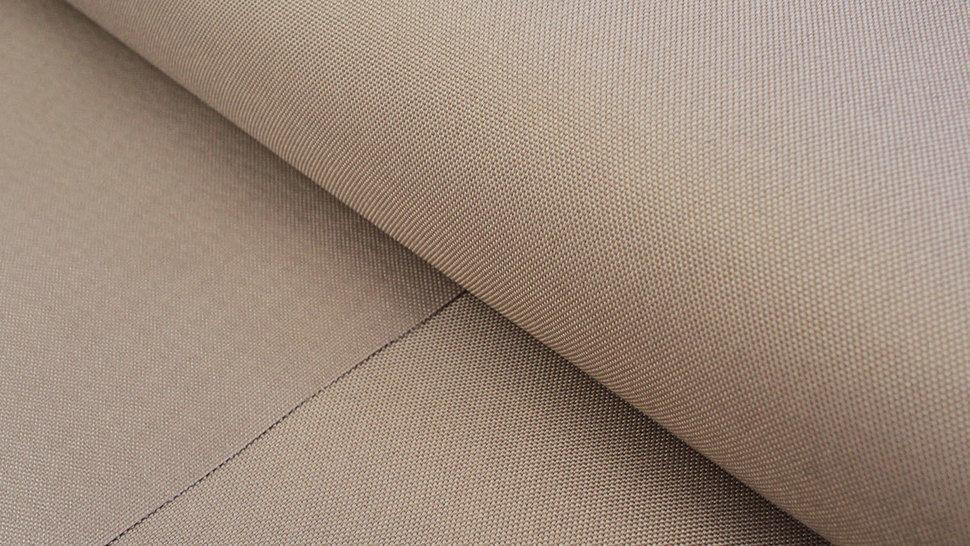 Outdoorstoff taupe - 147 cm im Makerist Materialshop - Bild 2