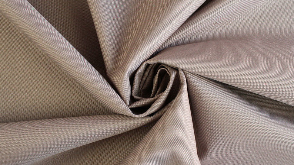 Outdoorstoff taupe - 147 cm im Makerist Materialshop - Bild 3