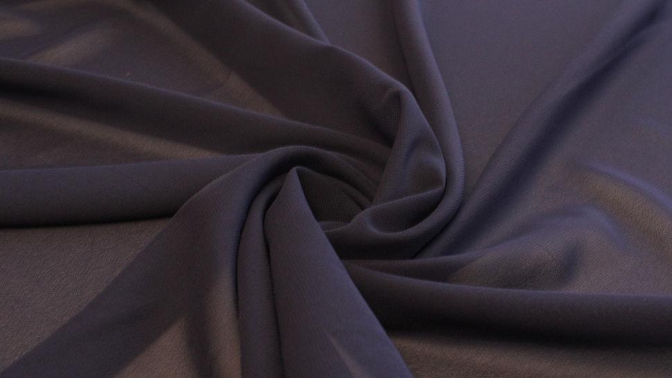 Chiffonstoff navy - 150 cm im Makerist Materialshop - Bild 2