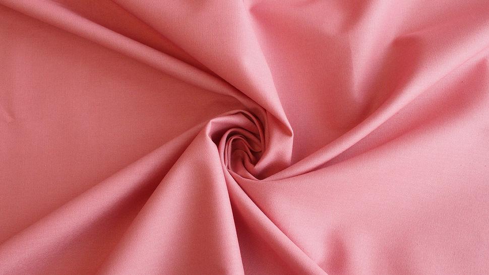 Coton vieux rose uni: bruyère - 150 cm dans la mercerie Makerist - Image 2