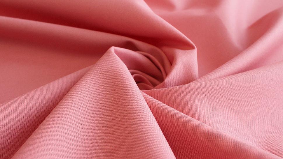 Coton vieux rose uni: bruyère - 150 cm dans la mercerie Makerist - Image 3