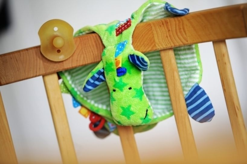 Pacifier-Dragon - tutorial with pattern