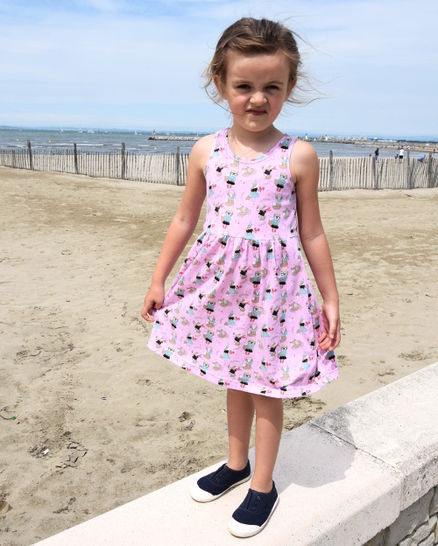Robe GDE KEBELLA (tailles 5ans à 12ans)