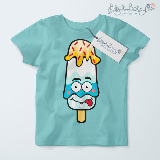Birgit Boley Designs • Popsicle Luca
