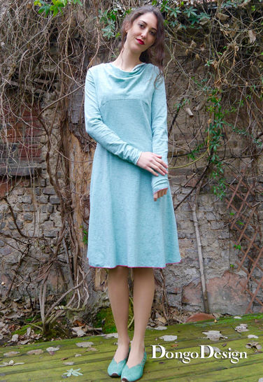 PDF-Pattern Marion Ebook with sewing instructions