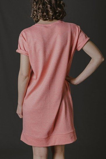 Jeanne T-shirt / dress / sweatshirt size 32 to 46