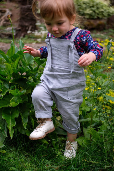 Tie Strap Dungarees / Overalls