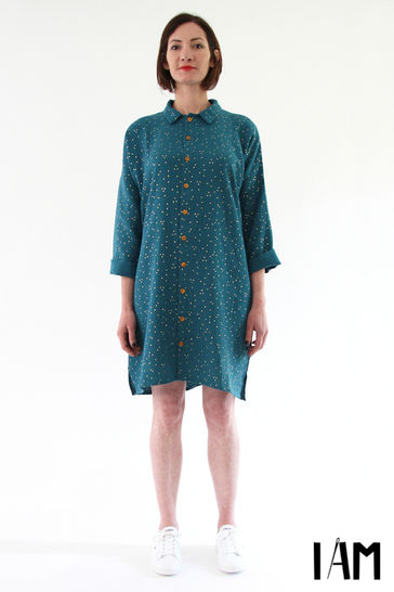 Lucienne - boxy shirt