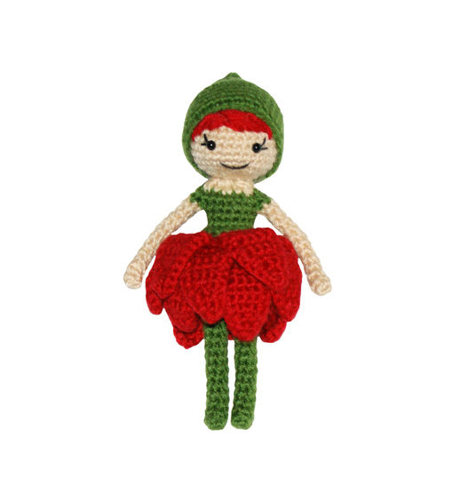 Blossom Pixie Doll