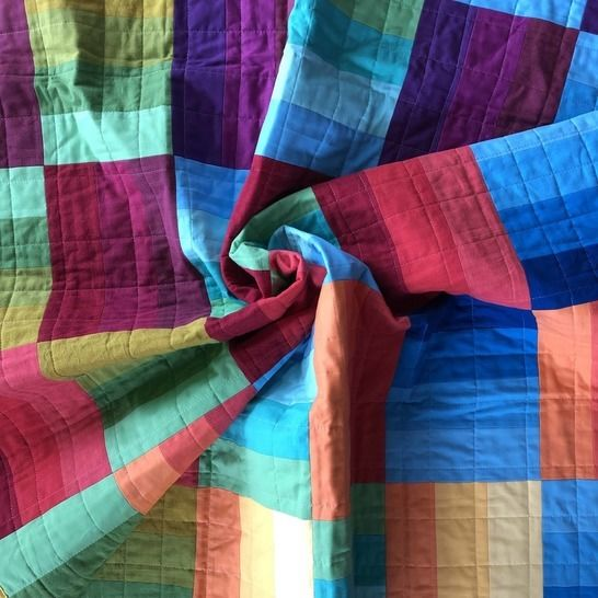 """Quilt Pattern """"BEFORE SUNSET"""" (Baby and Throw size)"""