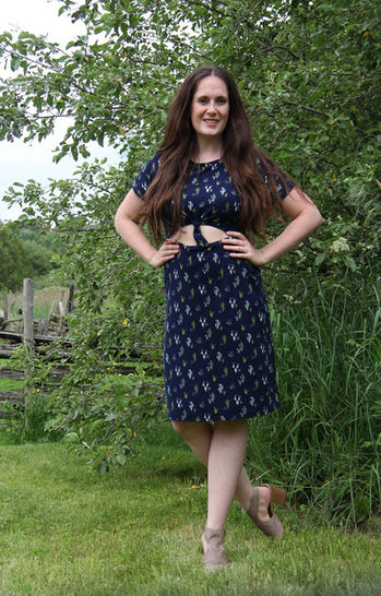 Forget Me Knot Dress
