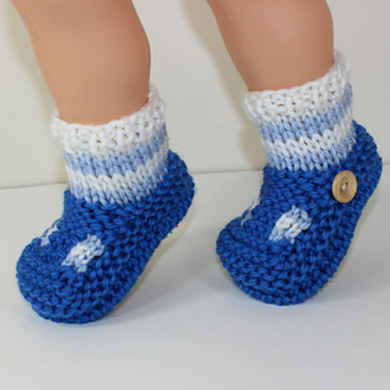 Toddler Chunky Stripe Sock and T Bar Sandals