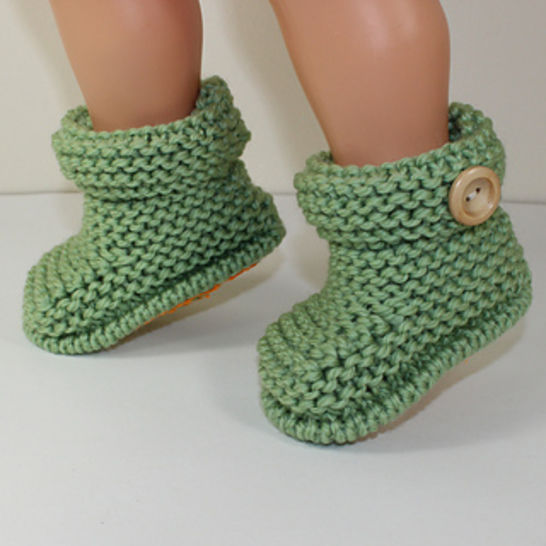 Toddler Simple Chunky One Button Ankle Boots
