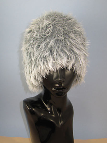 Faux Fun Fur Beanie Hat
