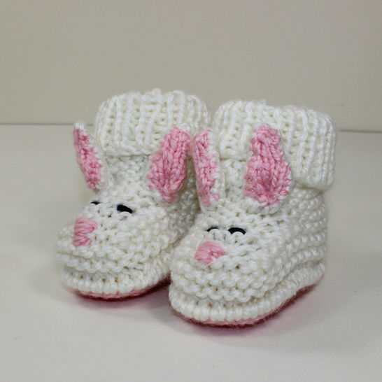 Toddler Bunny Boots