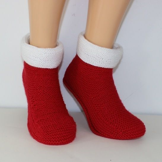 Mens Simple Christmas Boots