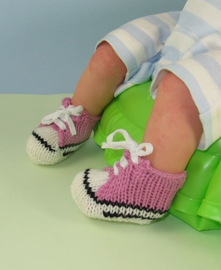 Baby Basketball Boots & Sneakers Booties